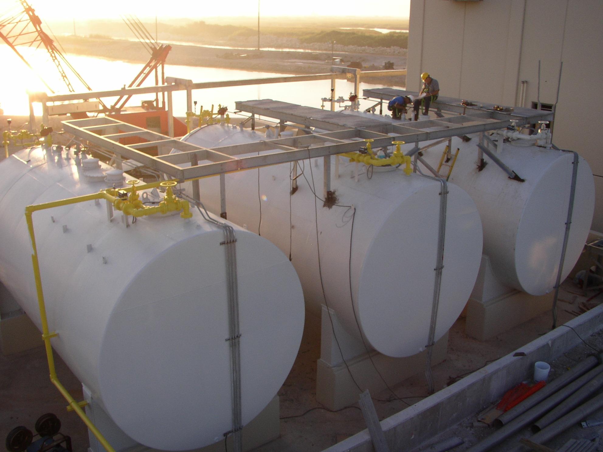 SFWMD Pump Station G-370