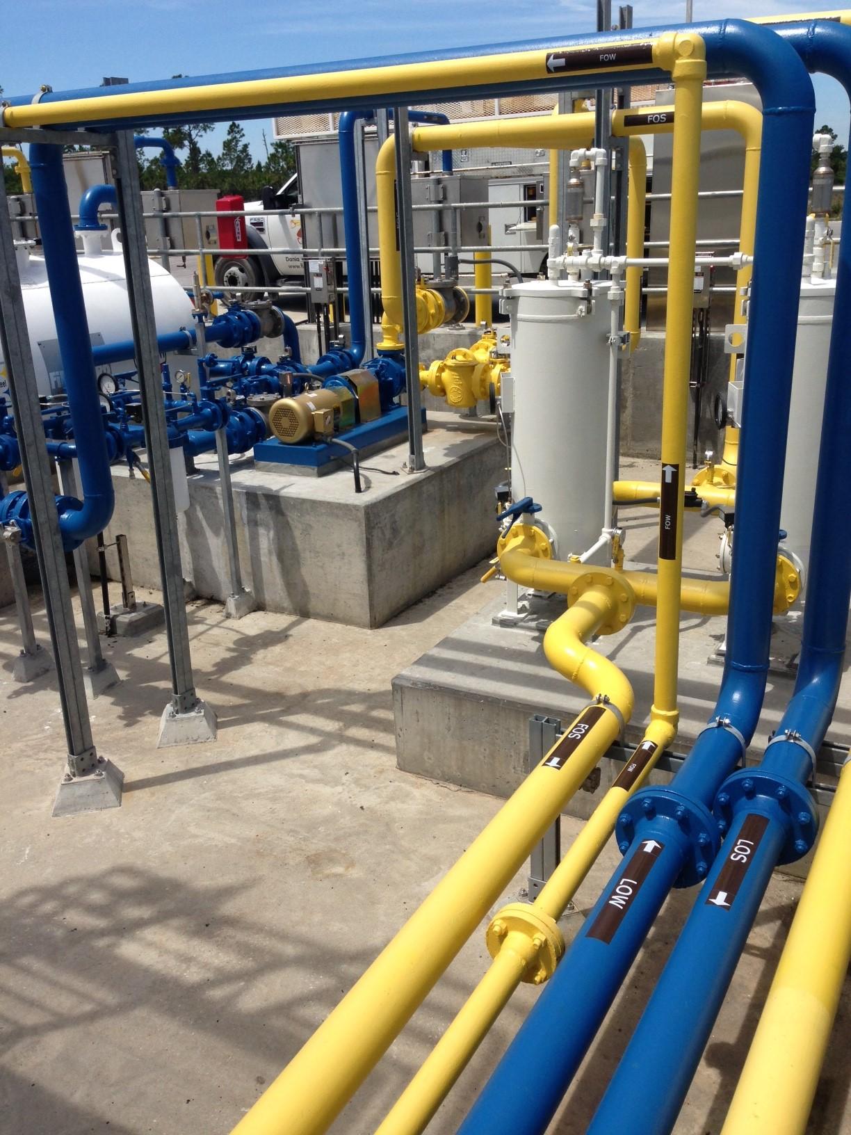 SFWMD Merritt Pump Station