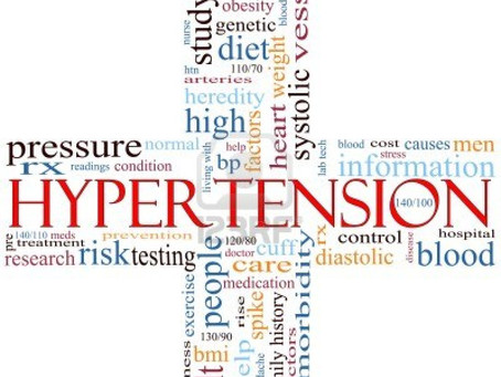 The Hypnotension™ programme for hypertension (high blood pressure)