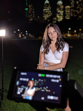 Anat Kriger - Music Video Shooting