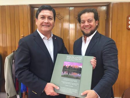 Patagonia Legal colabora en importante convenio entre Amigos de los Parques y CONAF