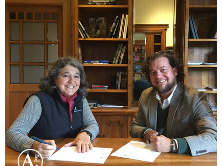 Patagonia Legal colabora en convenio entre Amigos de los Parques y Fundación La Fuente
