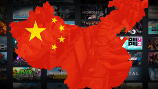 Steam officially launched in China