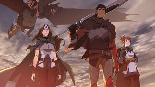 All eight episodes of DOTA: Dragon's Blood are now available on Netflix