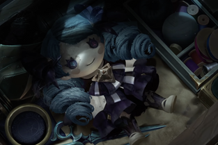 """""""League of Legends"""" presents the trailer for the first review of """"Sacred Seamstress Gwen"""""""