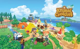 Happy Birthday, Animal Crossing: New Horizons. Thank you for saving my 2020