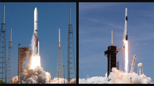 Space Force contracts with ULA and SpaceX for four national security missions