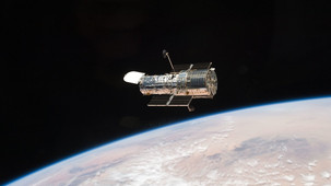 "NASA has restored the work of ""Hubble"""