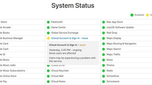 The iCloud not stand the Christmas load, it is impossible to activate the Apple Watch and HomePod