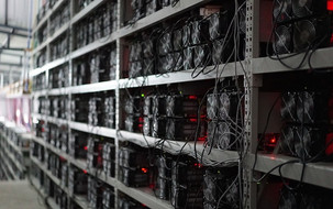 Scientists try to estimate emissions from Bitcoin mining in China