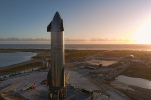 SpaceX scheduled to launch the first Starship high-altitude prototype this Tuesday