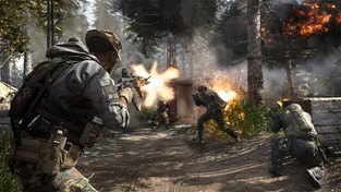 Activision announced that Modern Warfare and Warzone will take up just 30.6 GB of disk space