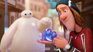 Disney Releases Baymax Dreams Interactive Short On GeForce Now