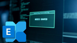 GitHub blocked repository demonstrating ProxyLogon vulnerability in Microsoft Exchange