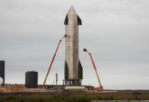 Starship prototype launch postponed again due to lack of FAA inspector