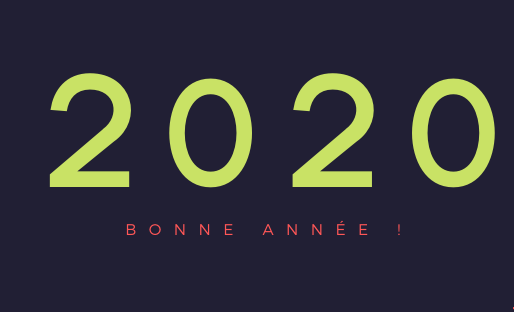 Une année 2020 remplie de surprises!
