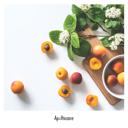Perles céramique EM Fruits légumes