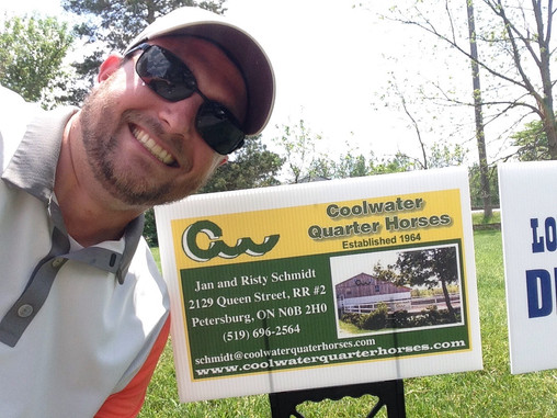 Golf Sponsorship 11th Hole