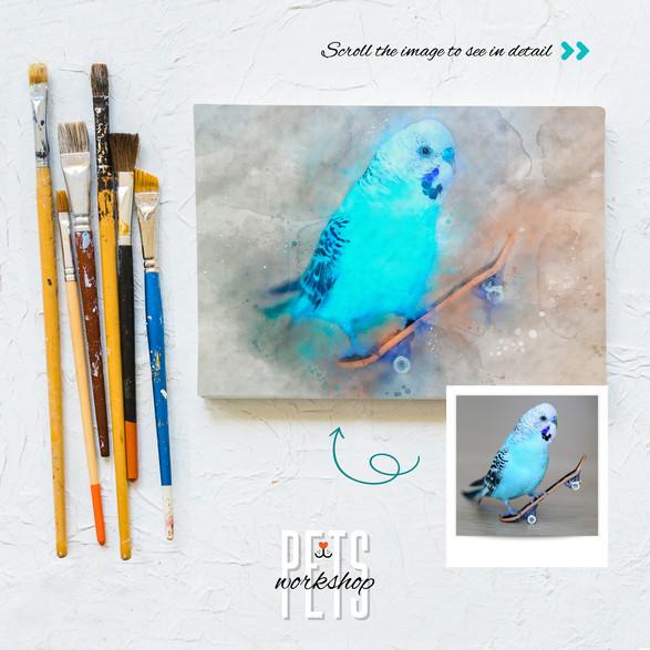 Watercolor Design-3