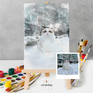 Watercolor Design-5