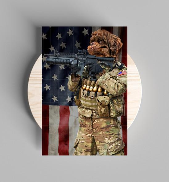 American Soldier Design