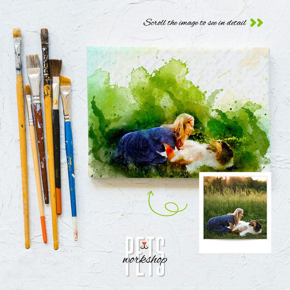 Watercolor Design-6