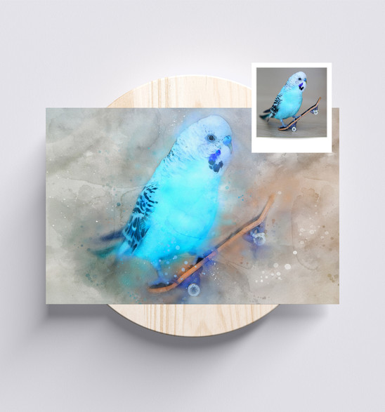 Watercolor-3 Design