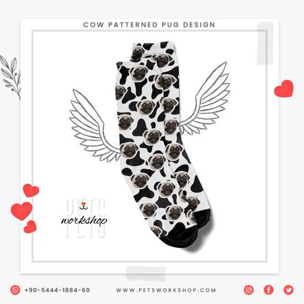 Cow Pattern Design