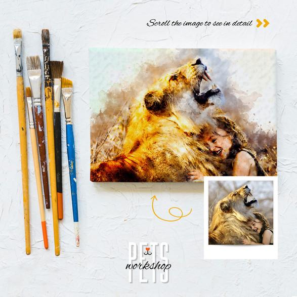 Watercolor Design-1