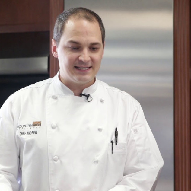 Chef Andrew discusses the benefits of Induction.