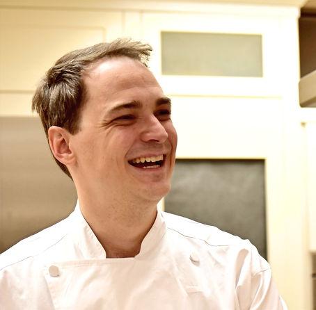 Chef Andrew Forlines on Camera | Chef AF LLC