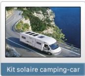 Camping-car : trouvez votre panneau solaire chez ASE Energy
