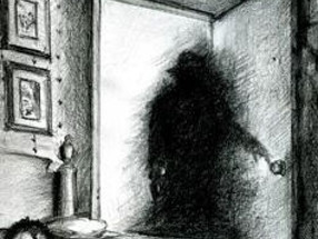 Shadow man and the child spirit