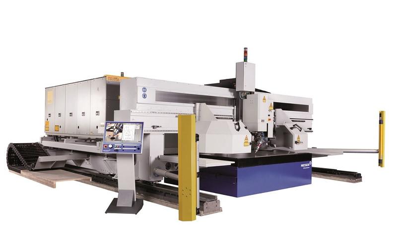 Fiber & CO2 Laser Cutting