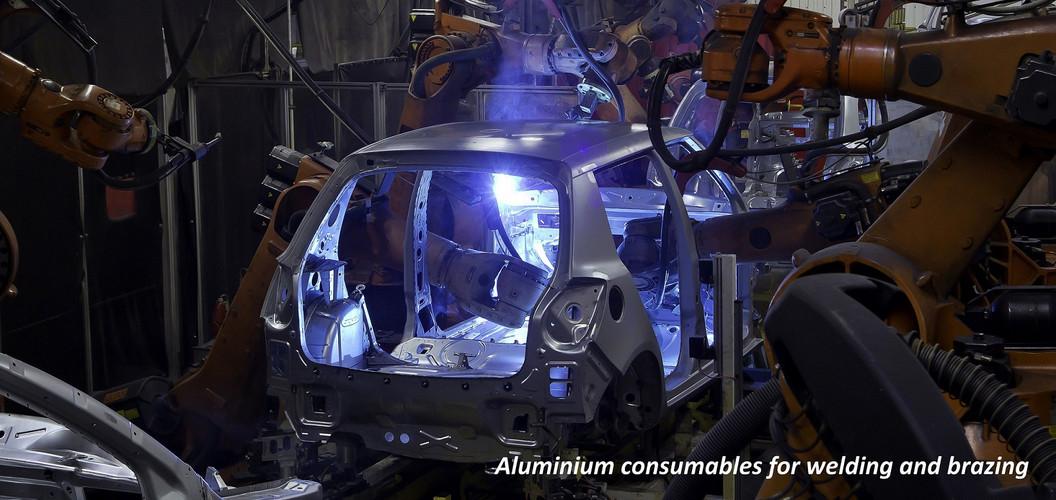 Special Aluminium Alloys