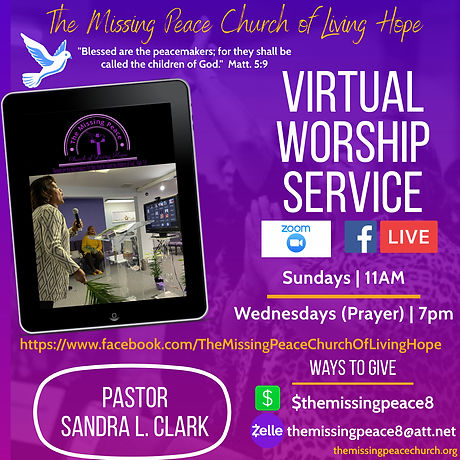 Copy of Worship Online - Made with Poste
