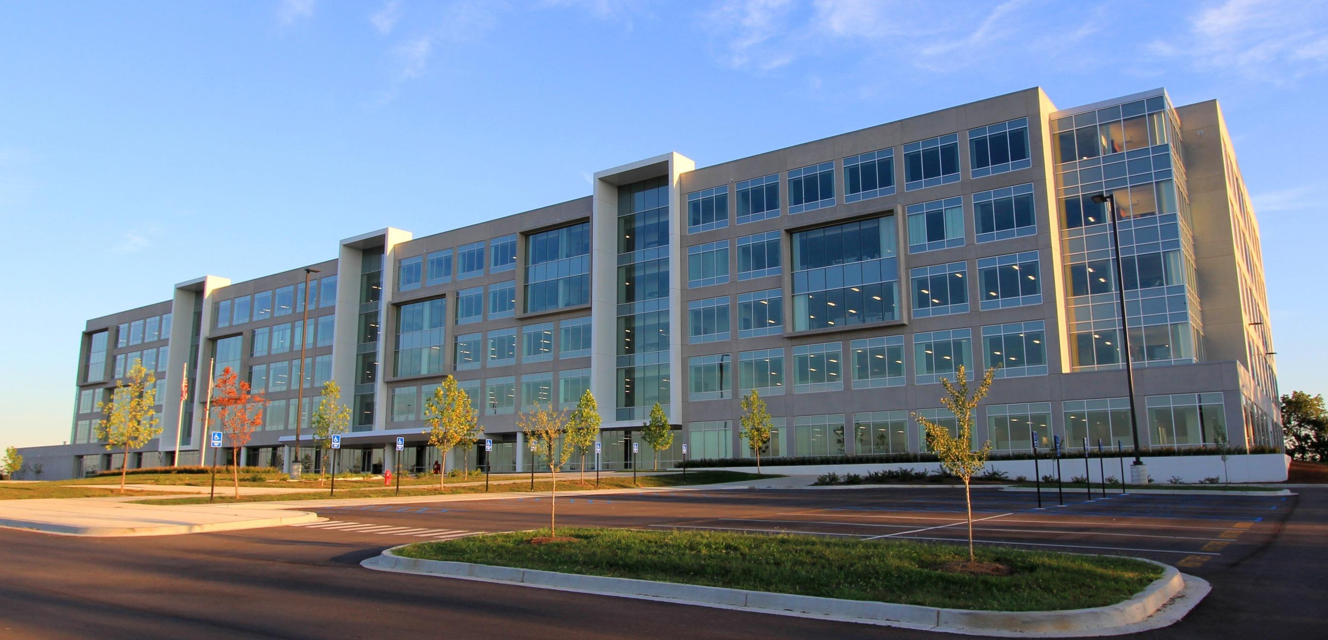 Frankfort Office Building