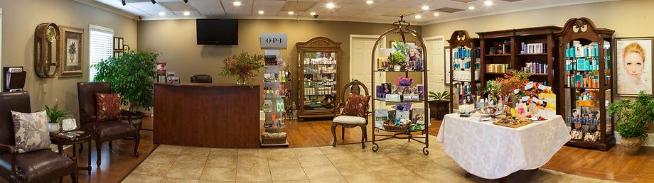 921 Salon and Spa lobby