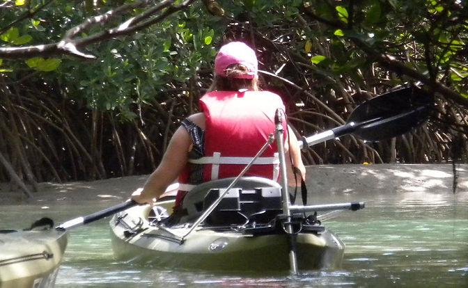 Kayak Motor - The Skimmer