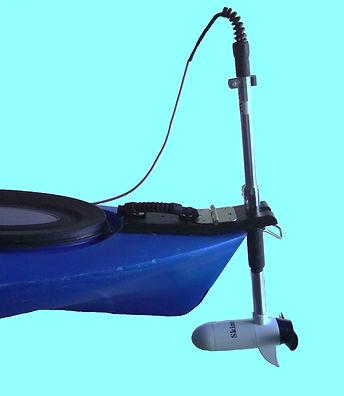 Most Powerful Kayak Motor