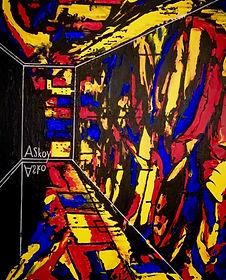Arnaud ASKOY - huile sur toile