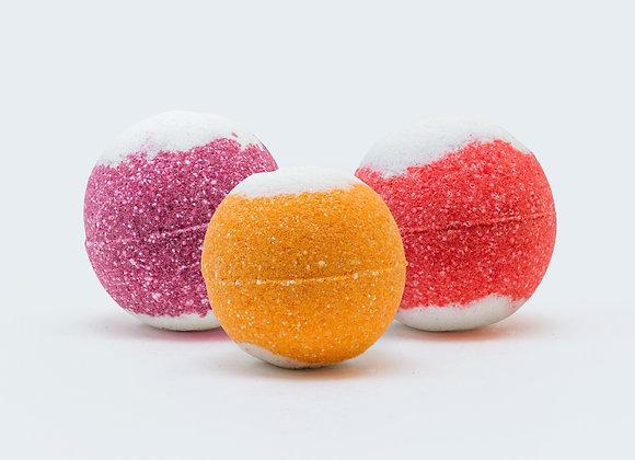 Соляные бомбочки для ванны, в ассортименте
