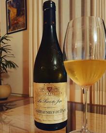Châteauneuf-du-Pape branco, você já experimentou?