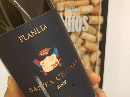 Vinhos sicilianos