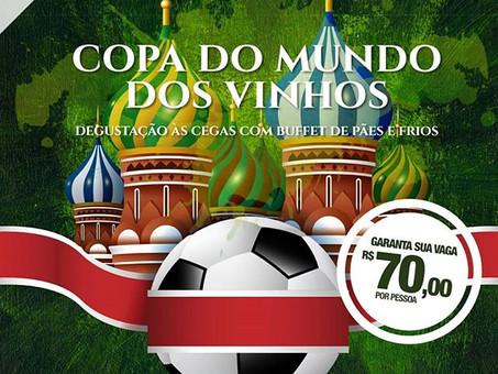 Copa do Mundo do Vinho na Adega Almeida