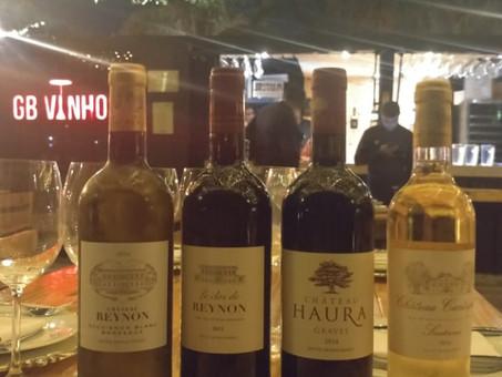 Um jantar harmonizado com vinhos de Jean-Jacques Dubourdieu