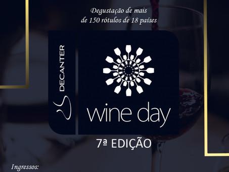 Vem aí a VII Edição do Decanter Wine Day