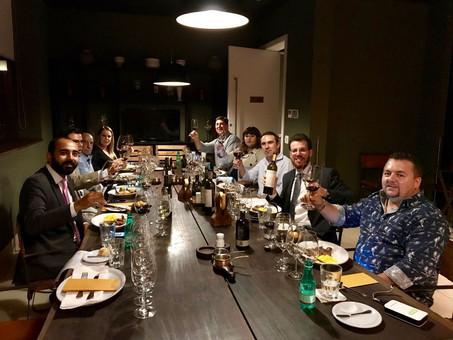 Degustação dos vinhos da Herdade dos Coelheiros