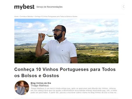 Dica com 10 Vinhos Portugueses para Todos os Bolsos e Gostos