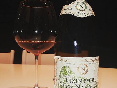 Decifrando o rótulo de um vinho da Borgonha